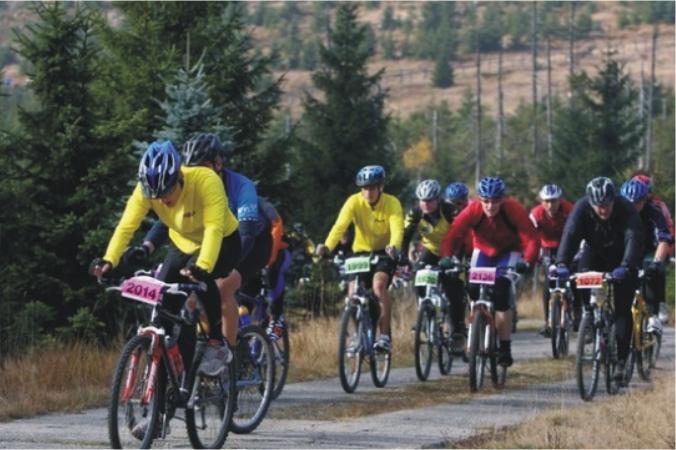 Babí léto prodlužuje cyklistickou sezonu